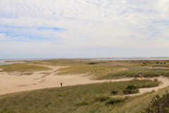 Chatham, playa de Cape Cod Foto de archivo libre de regalías