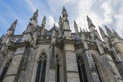 Chathedral di Orleans Immagini Stock Libere da Diritti