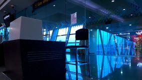 Chatrapati Shivaji Mumbai Airport Stockfotos