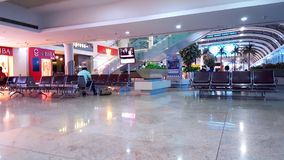 Chatrapati Shivaji Mumbai Airport Photographie stock