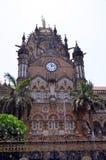 Chatrapati Shivaji Terminus zdjęcia royalty free
