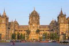 Chatrapati Shivaji Terminus zdjęcia stock