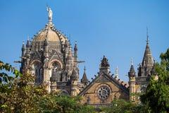 Chatrapati Shivaji Terminus Stock Image