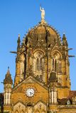 Chatrapati Shivaji Terminus Royalty Free Stock Image