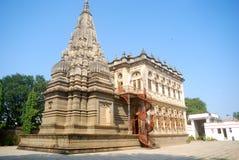 chatri印度马哈拉施特拉邦pune shinde 免版税库存照片