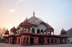 Chatri de uma rainha de Rajasthani Imagens de Stock Royalty Free