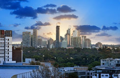 Chatswood悉尼澳大利亚 库存照片