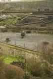 Chatsworth, Derbyshire Imagem de Stock Royalty Free