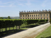 Chatsworth House Stock Images