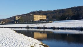 Free Chatsworth House Stock Photography - 54256972