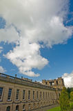 Chatsworth House in Derbyshire Royalty Free Stock Photos