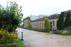 Chatsworth House Royalty Free Stock Image