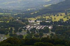 Chatsworth-Land angemessen Lizenzfreie Stockfotos