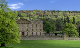 Chatsworth ziemie obrazy royalty free