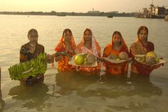 chatt节日印度 免版税图库摄影