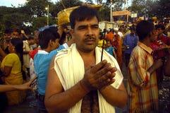 Chatt Festival In India. Royalty Free Stock Photos