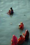 Chatt Festival in Indien Lizenzfreie Stockfotos