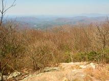 Chattahoochee las państwowy Gruzja zdjęcie royalty free