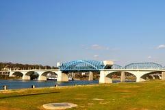 Chattanooga Bridge Royalty Free Stock Photo