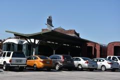 Chattanooga Choo Choo Hotel nel Tennessee immagini stock