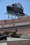 Chattanooga Choo Choo Hotel in Tennessee. Chattanooga Choo Choo Hotel in Chattanooga, Tennessee Stock Photo