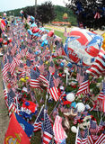 Chattanooga memorial to the fallen soldiers Royalty Free Stock Photography