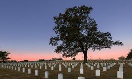 Chattanooga National Cemetery Stock Photos