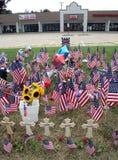 Chattanooga pomnik spadać żołnierze Zdjęcie Royalty Free