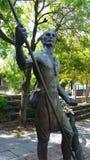 Chattanooga statua Fotografia Stock