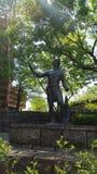Chattanooga statua Zdjęcie Royalty Free