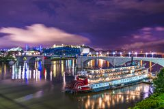 Chattanooga Tennessee Royalty Free Stock Photo