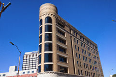 Chattanooga Tennessee Building Arkivbild