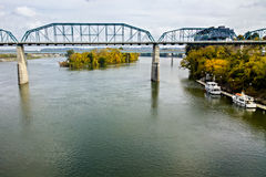 Chattanooga, Tennessee Royalty Free Stock Photos