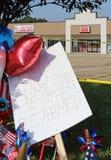 Chattanooga-Terroranschlag Stockfotos