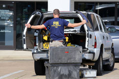Chattanooga terrorattack Royaltyfri Fotografi