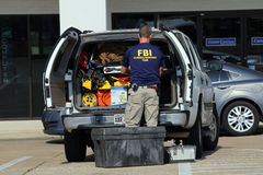 Chattanooga terroru atak Obrazy Royalty Free