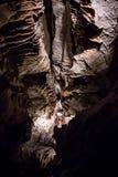 Chattanooga, TN/USA - circa julio de 2015: Excave llevar a Ruby Falls en montaña del puesto de observación, cerca de Chattanooga, imágenes de archivo libres de regalías