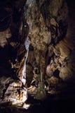 Chattanooga, TN/USA - circa julio de 2015: Excave llevar a Ruby Falls en montaña del puesto de observación, cerca de Chattanooga, fotos de archivo libres de regalías