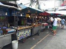 Chatuchak周末市场 免版税库存图片