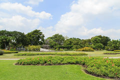 Chatuchak park in bangkok Thailand Royalty Free Stock Photos