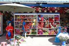 Chatuchak weekend market Stock Images
