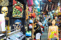 Chatuchak weekend market Stock Image