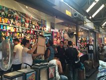 Chatuchak weekend market Royalty Free Stock Photo