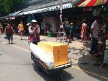 Chatuchak-Wochenendenmarkt Stockfotografie