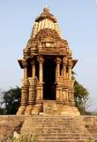 Chaturbhuj Temple, Khajuraho Royalty Free Stock Photos
