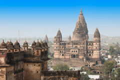 Chaturbhuj Temple, Orchha Stock Image
