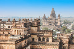 Chaturbhuj Temple, Orchha Royalty Free Stock Photos