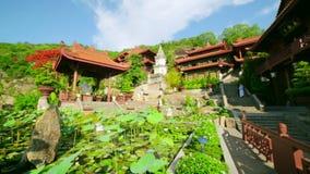 Chau Doc świątynia, Wietnam zdjęcie wideo