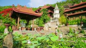 Chau Doc świątynia, Wietnam zbiory