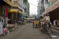 Chau Doc (1) Arkivfoto